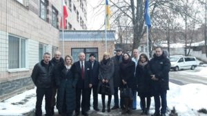 Відбулася зустріч з  делегацією Республіки Польщі