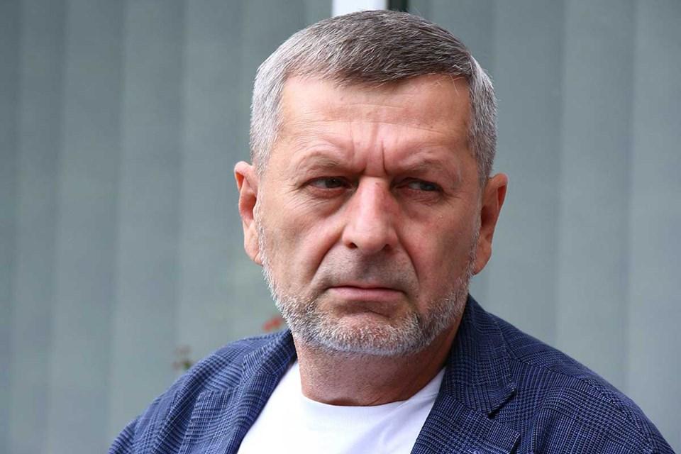 Відомий кримськотатарський політик, заступник голови Меджлісу кримськотатарського народу Ахтем Чийгоз відвідав  госпіталь ветеранів війни.