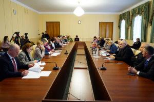 Будемо зосереджувати зусилля на розвитку госпіталю ветеранів війни в Бердичеві, – Оксана Коляда