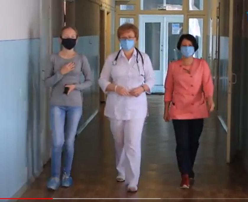 Медики Бердичівського госпіталю про свою працю